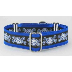 Skull & Crossbones - Royal Blue