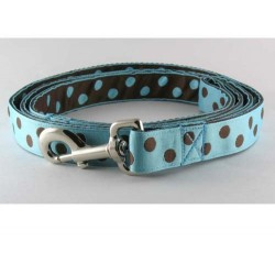 Carribean Dots Matching Leash